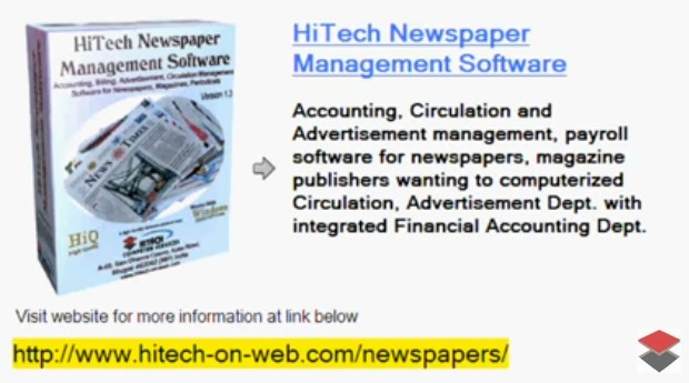 Dispatch Summary - HiTech Newspaper Management System
